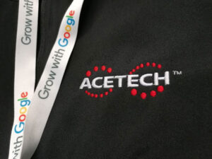 Acetech Grow with Google