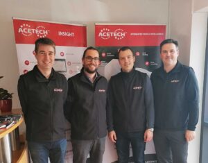 Acetech appoint new Director of Marketing