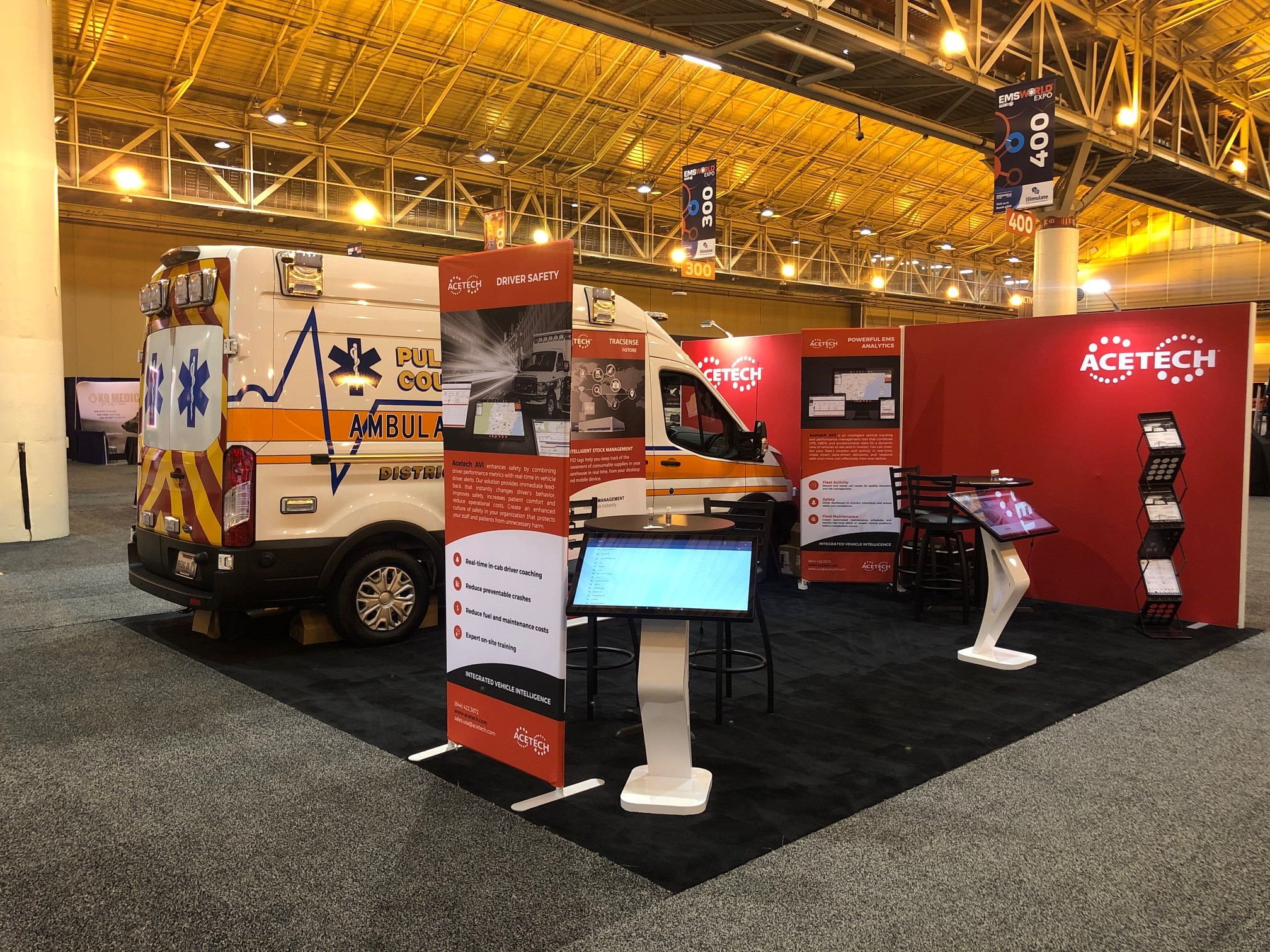 EMS World Expo – New Orleans