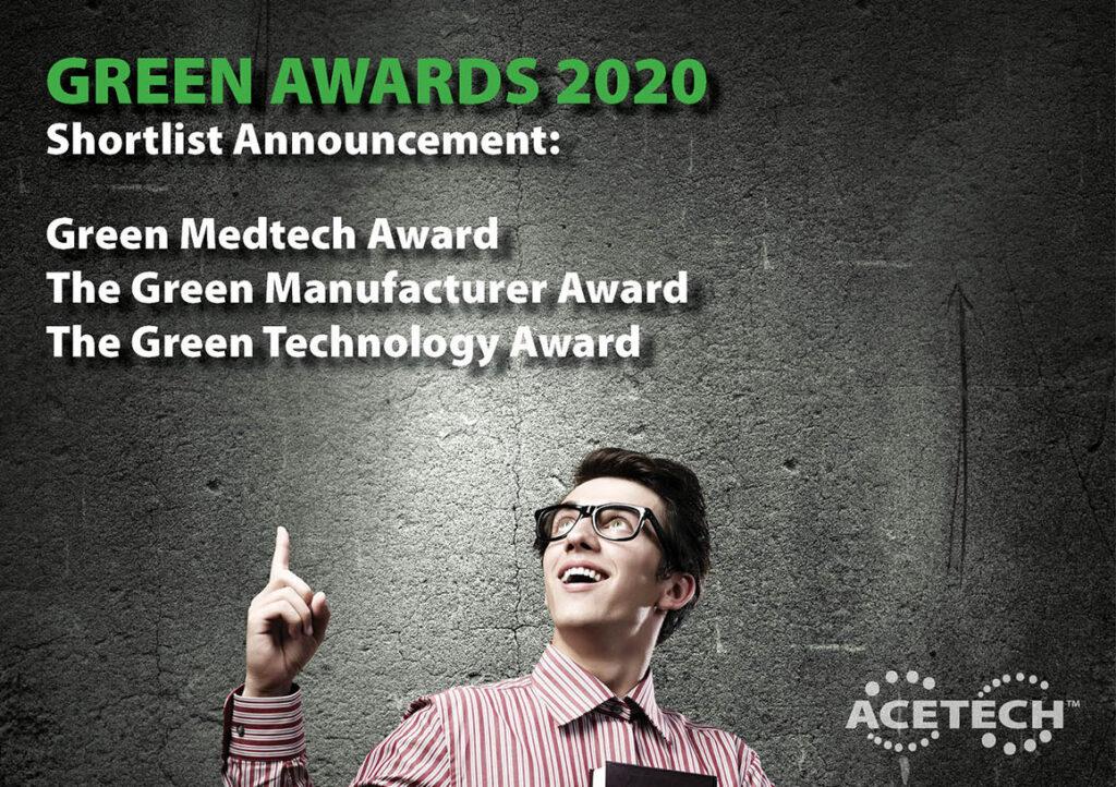 Green Awards Announcement